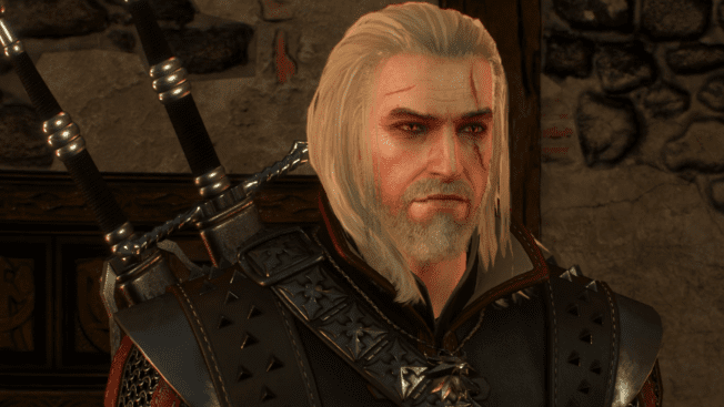 The Witcher 3 HD Mod Geralt Spielwelt