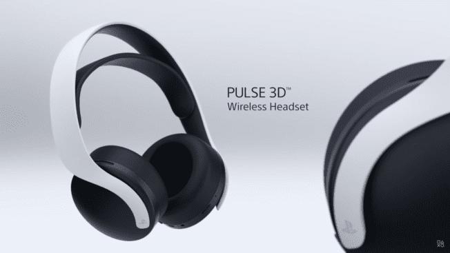 PS5 Wirless Headset