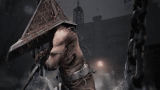 Dead by Daylight Silent Hill Pyramid Head