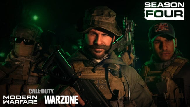 Call of Duty: Modern Warfare Season-4