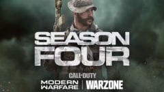 CoD Warzone Modern Warfare Season 4