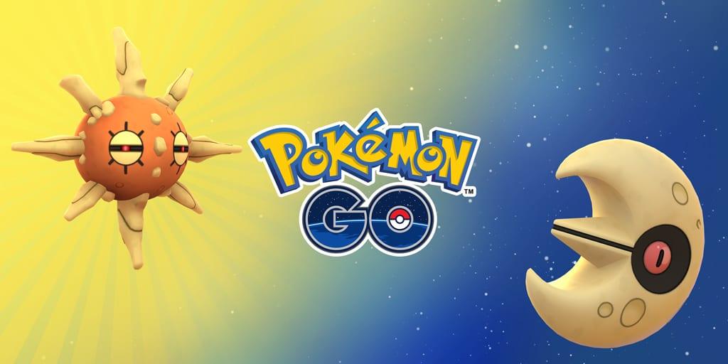 Pokémon Go Event Sonnenwende