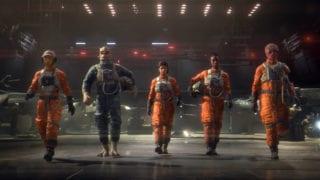 Star Wars Squadrons Piloten