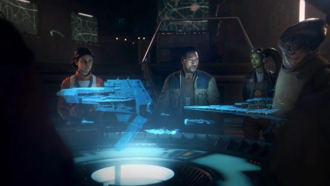Star Wars Squadrons Hera