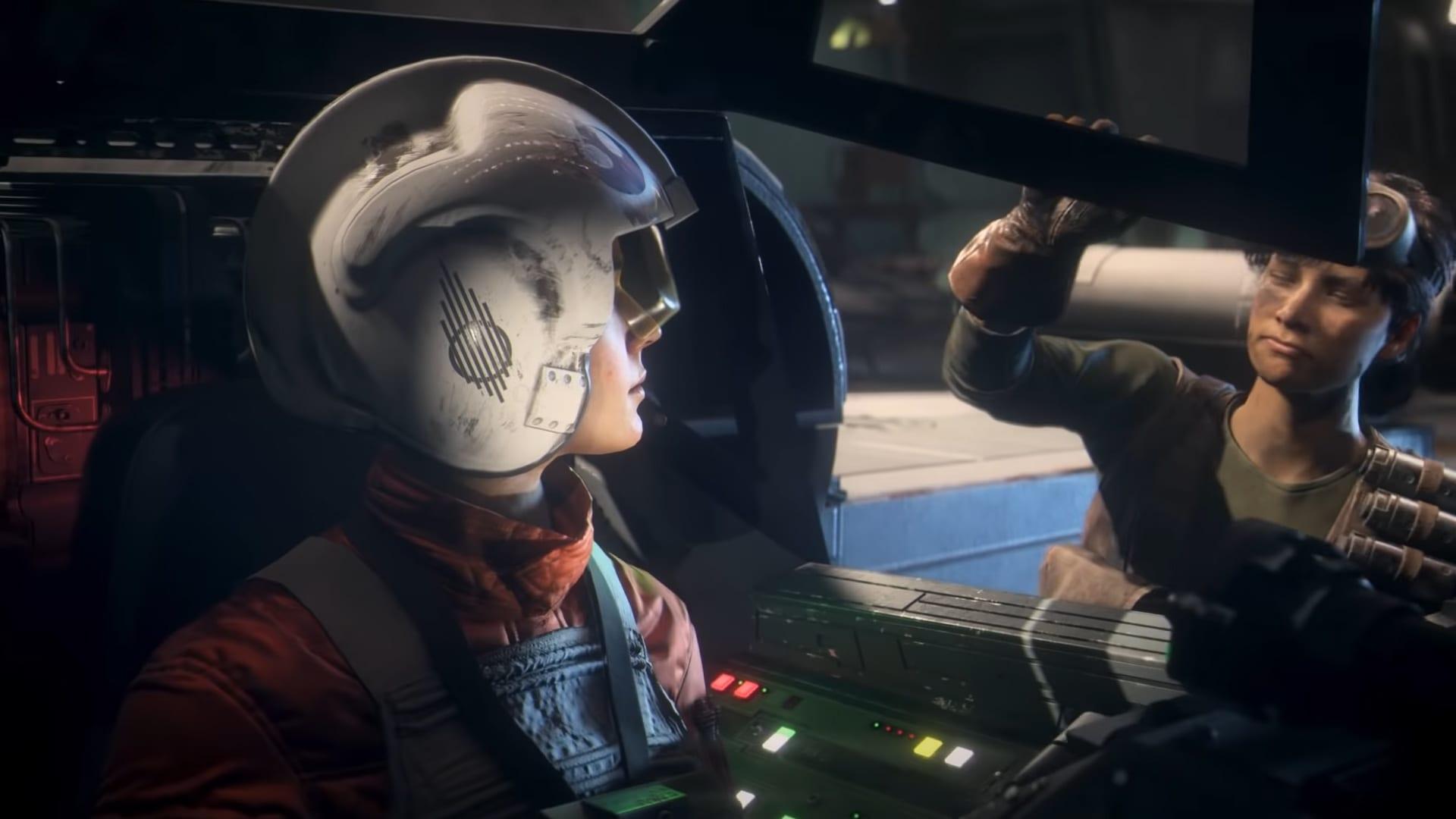 Star Wars Squadrons: Neue Republik