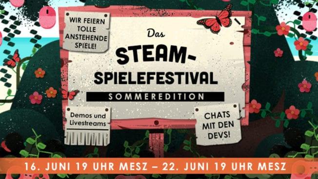 Steam Game Fest Summer Edition2020