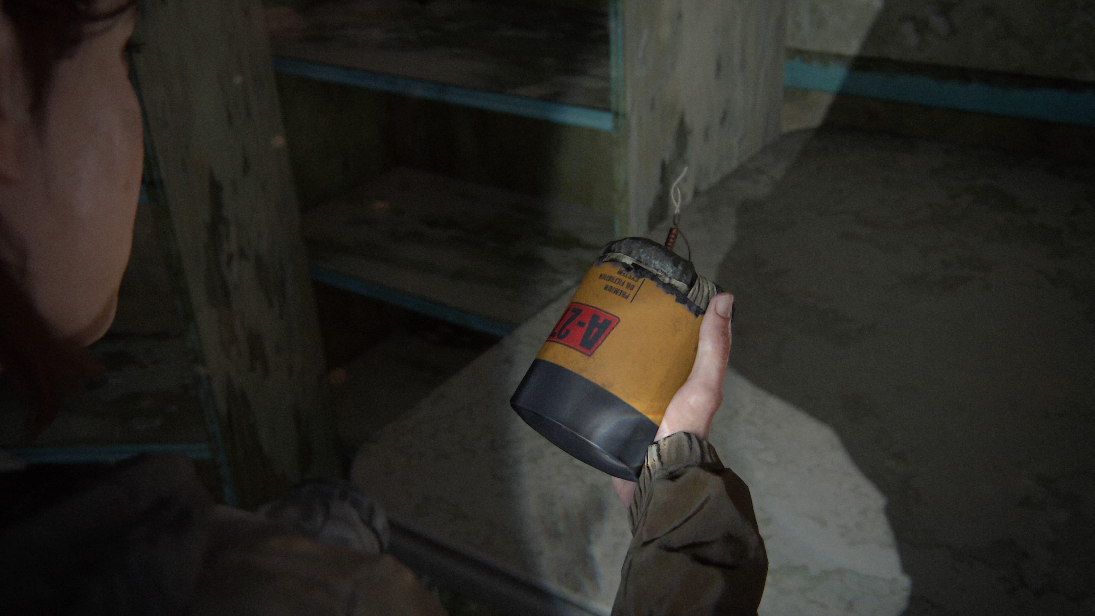 The Last of Us 2 Schockbombe