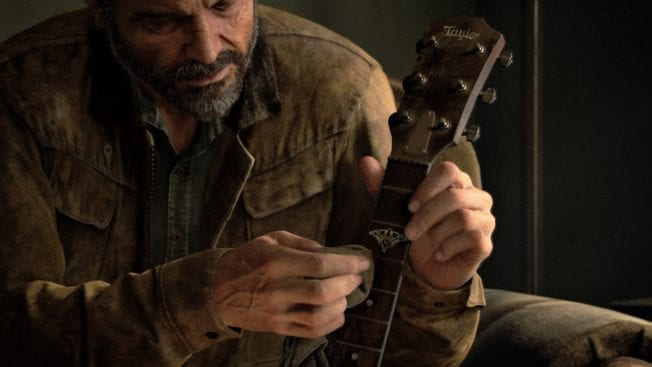 The Last of Us 2 Ellies Gitarre Joel