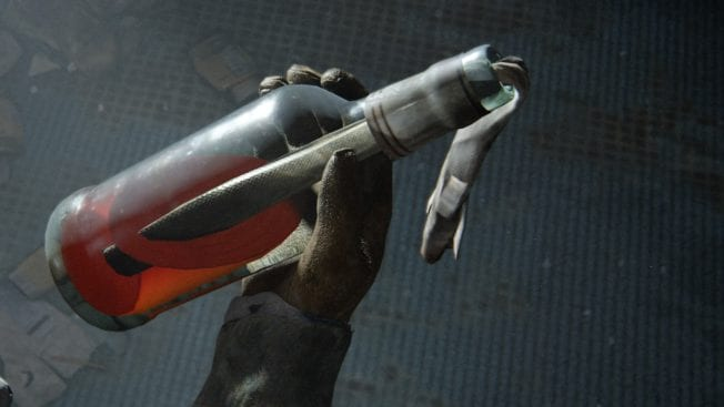 The Last of Us 2 Molotow Bombe