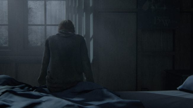 The Last of Us 2 Ellie Bett