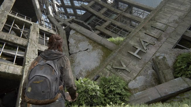 The Last of Us 2 Banktresor Pumpgun