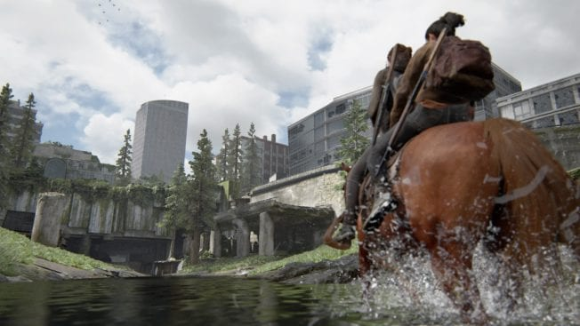 The Last of Us 2 Reiten