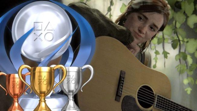 The Last of Us 2 Trophäenliste