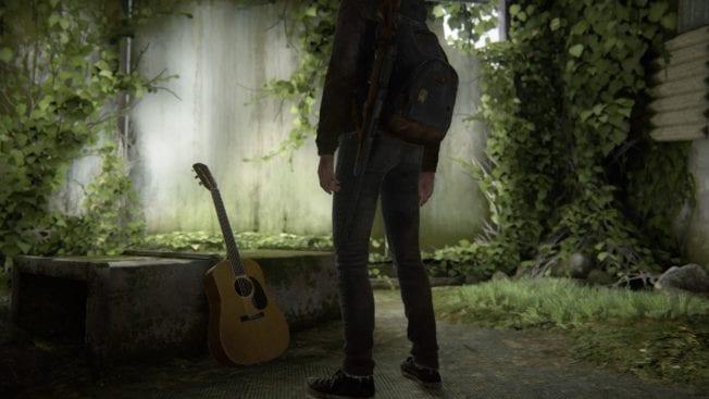 The Last of Us 2 Gitarre