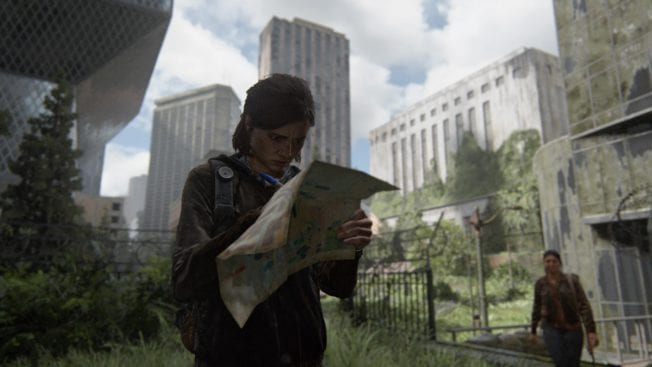The Last of Us 2 Karte