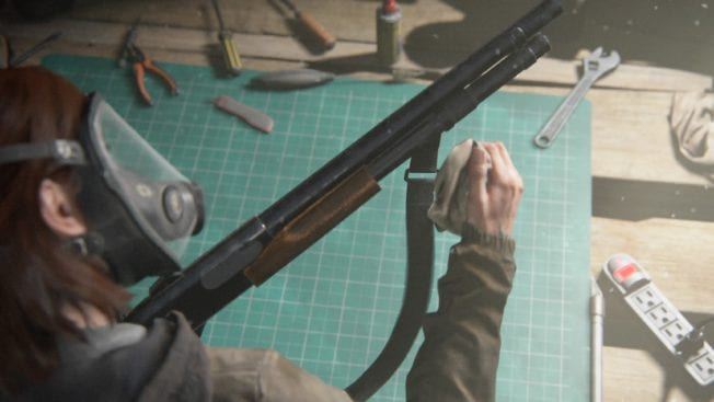 The Last of Us 2 Waffen Waffenholster