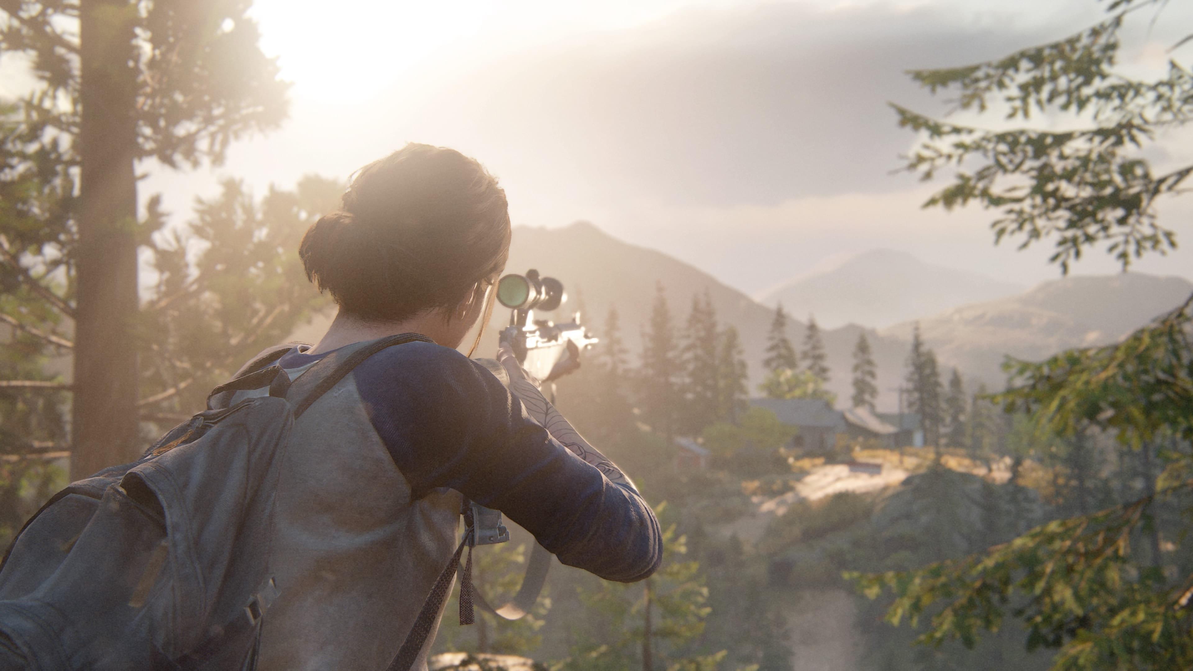 The Last of Us 2 Trophäe Schießen