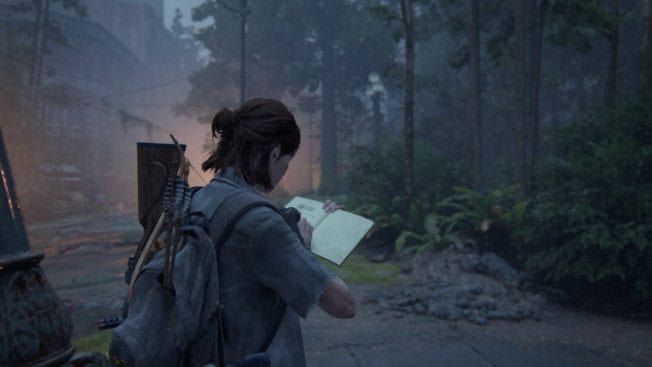 The Last of Us 2 Tagebuch