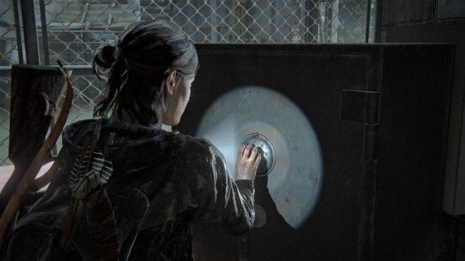 The Last of Us 2 Safe knacken Code