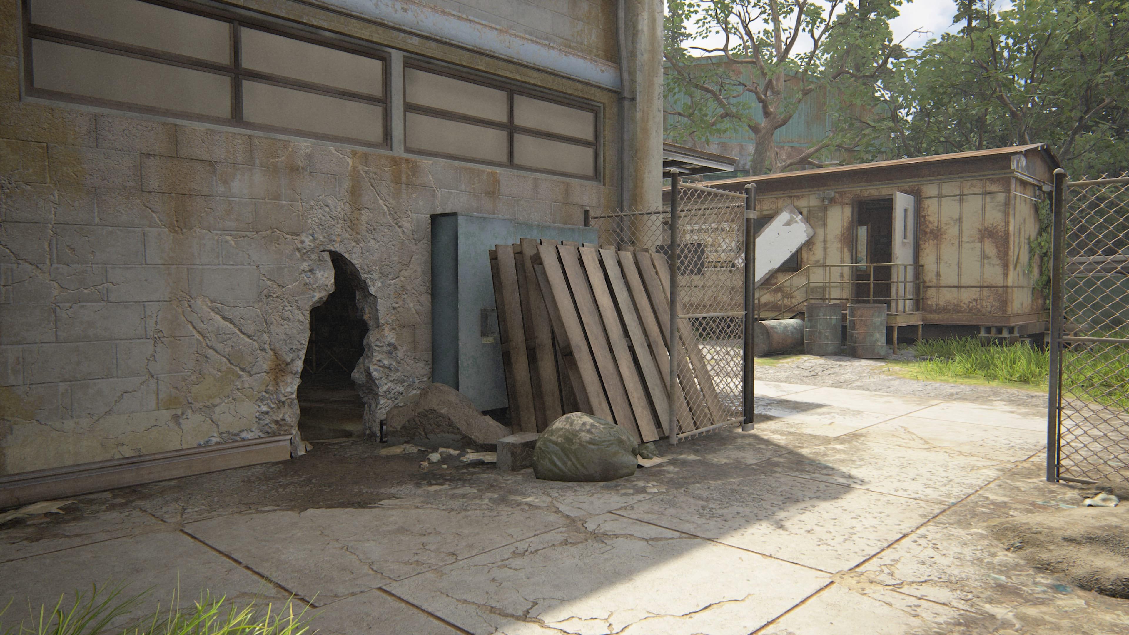 The Last of Us 2 Wohnwagen Tresor
