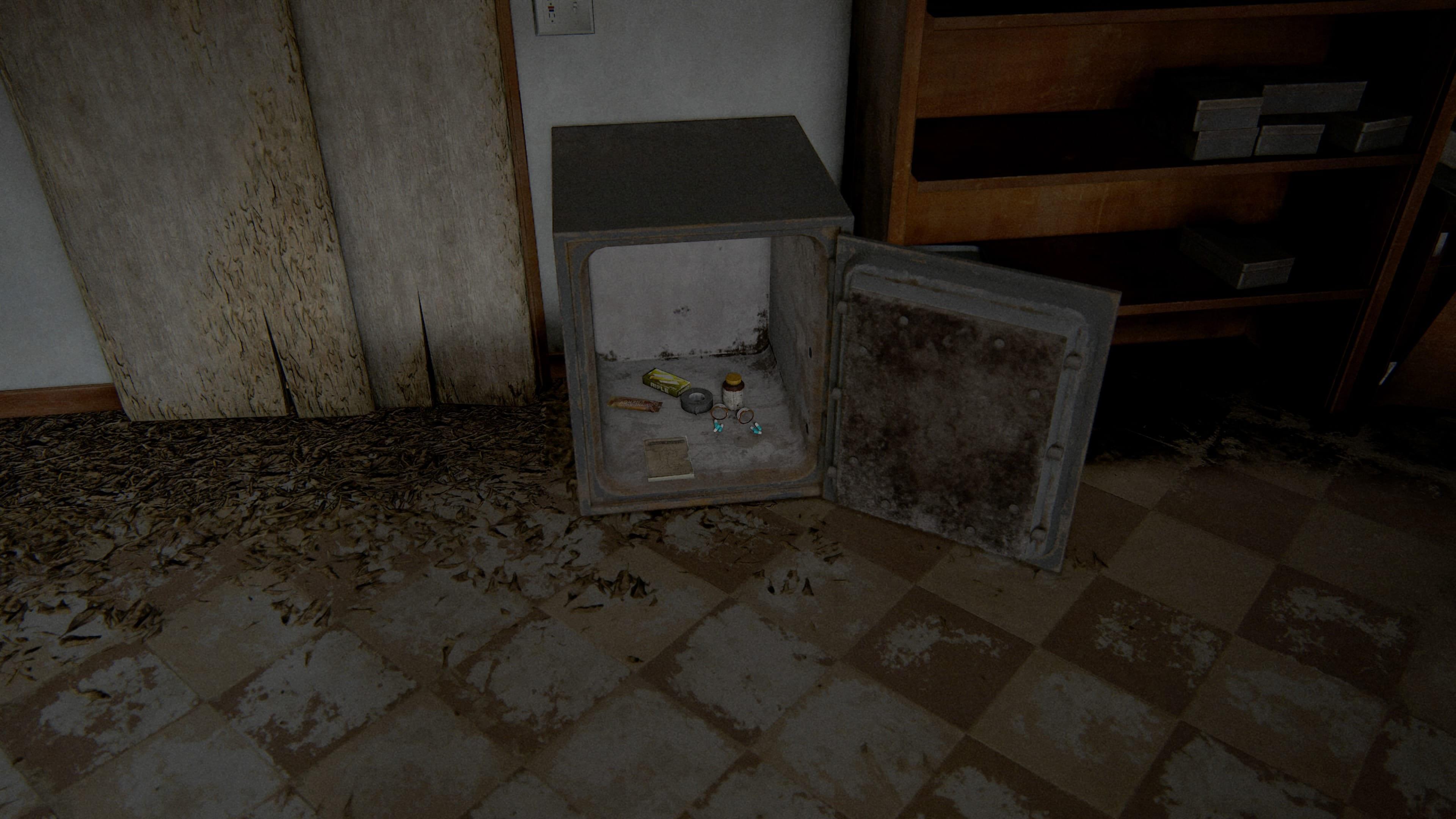 The Last of Us 2 Tresor Bakery