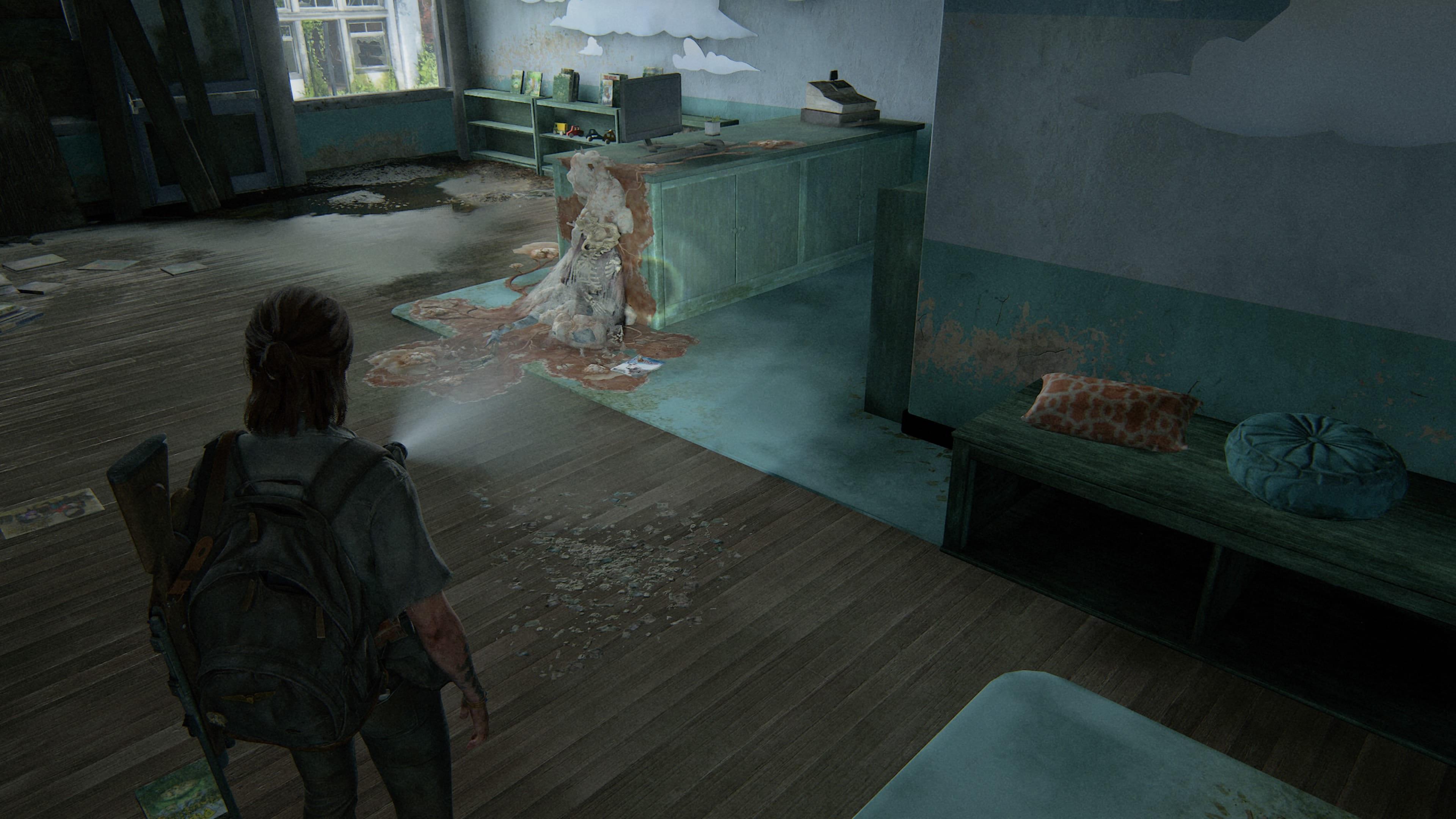 The Last of Us 2 Präzision