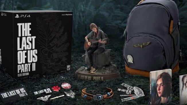 The Last of Us 2 Ellie Edition kaufen Gewinnspiel