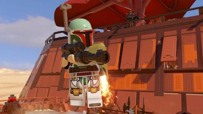 The Skywalker Saga Lego