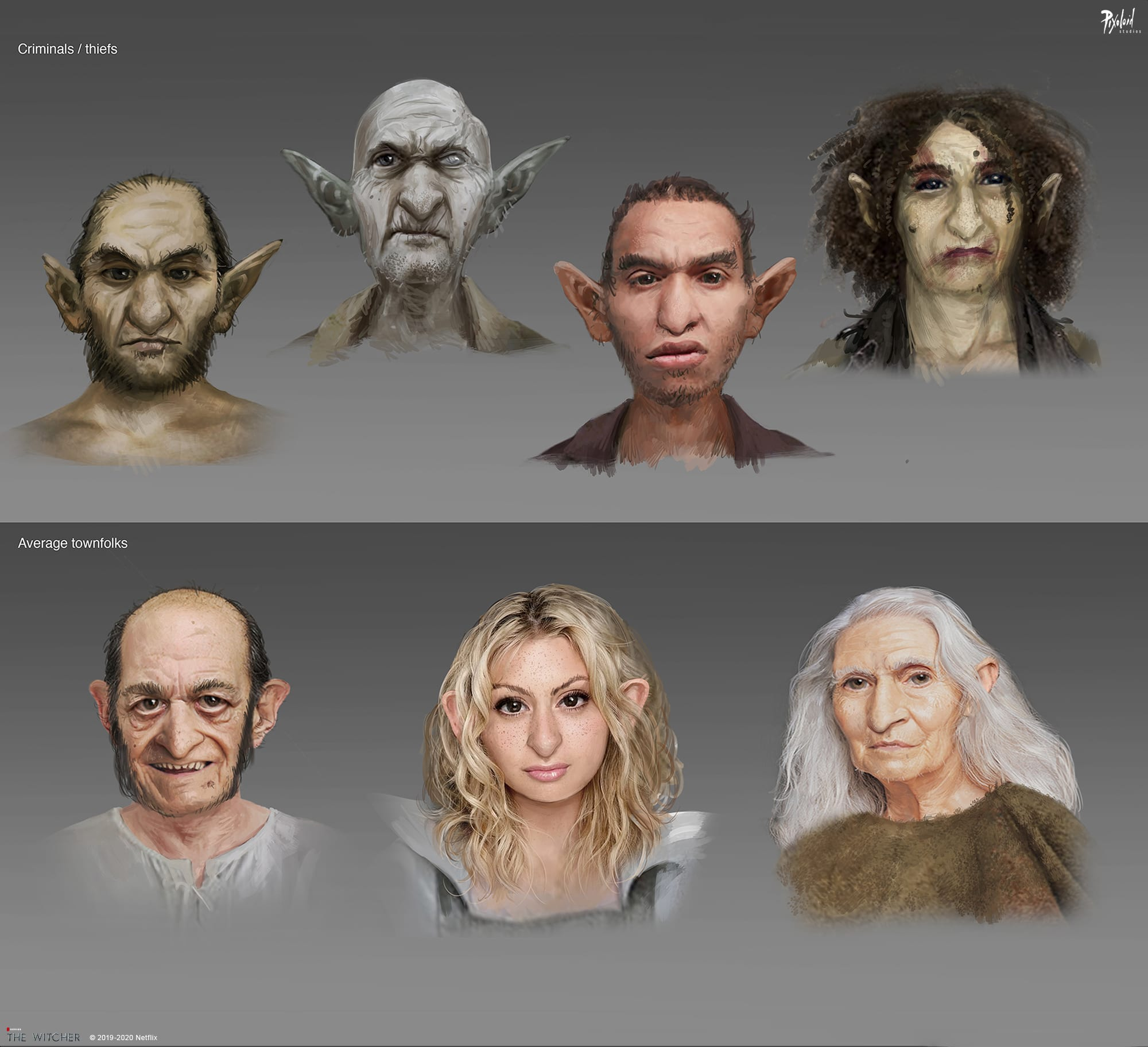 The Witcher Netflix Goblins