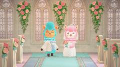 Guide: Maximale Liebeskristalle während des Animal Crossing: New Horizons Hochzeitsevents
