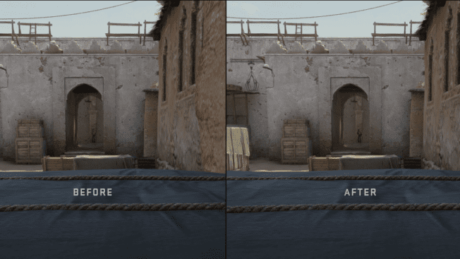 Counter-Strike Global Offensive CS:GO Map Update