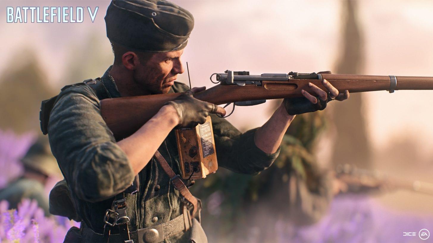 Battlefield 5 Gewehr K31