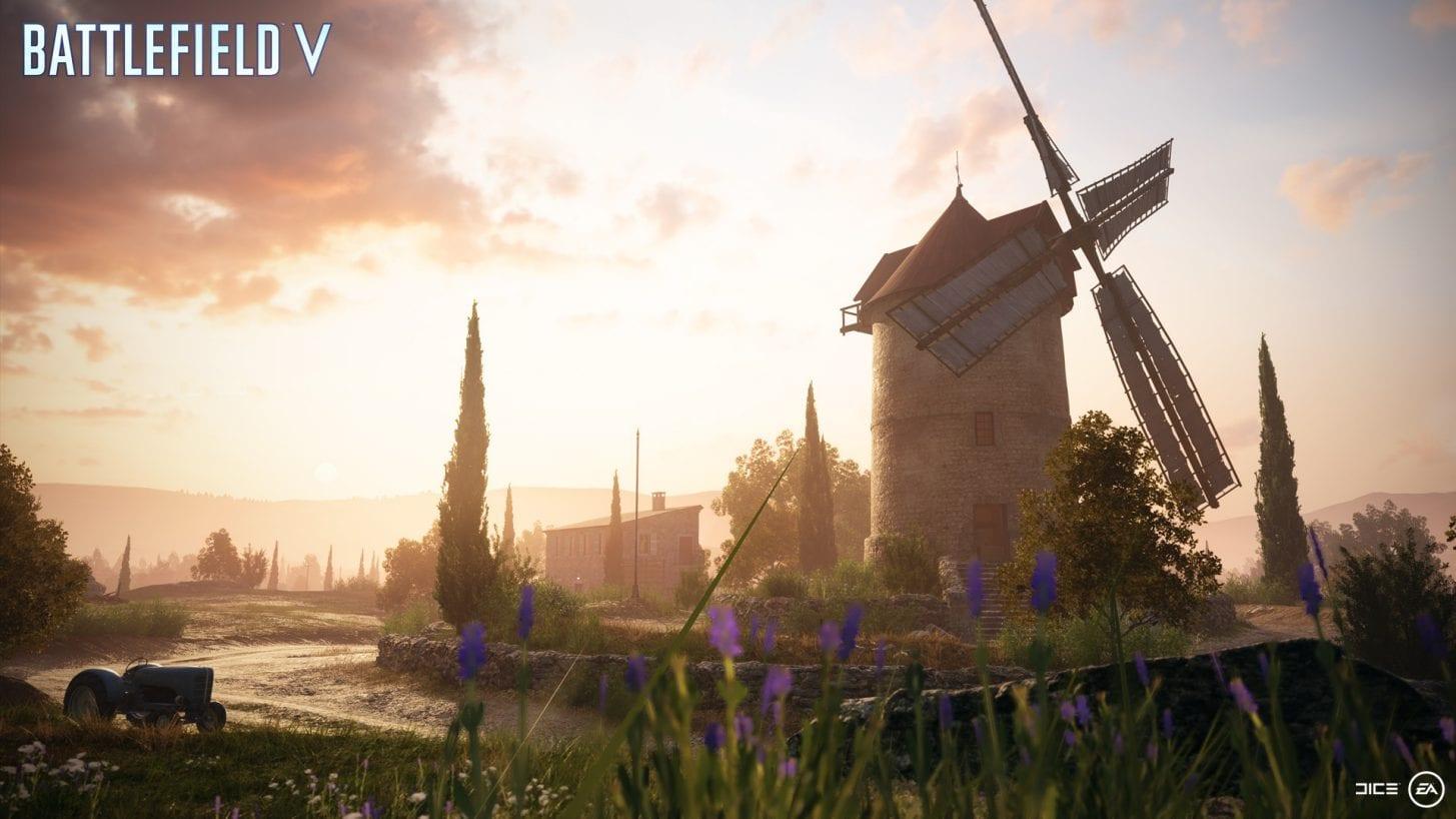 Battlefield 5 Provence