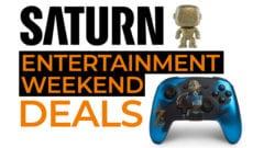 Saturn Entertainment Weekend Deals Nintendo Funko