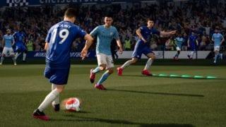 FIFA 21 Dribbling
