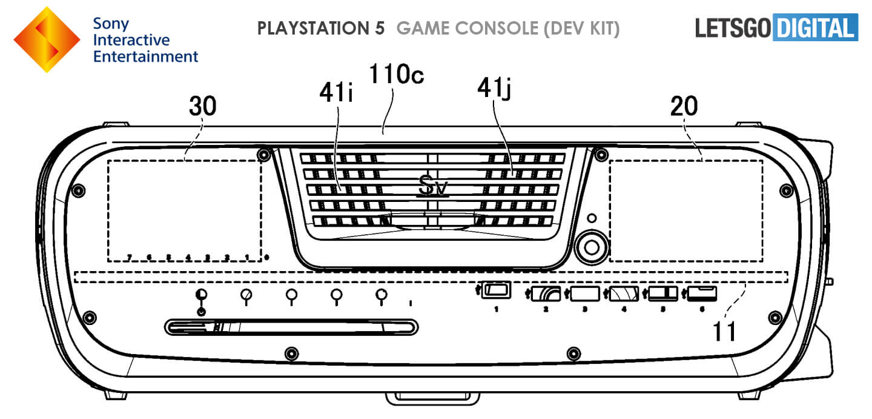 PlayStation 5 Dev-Kit