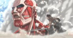 Attack on Titan, Anime, Cover