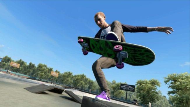Skate 3 EA Skate 4