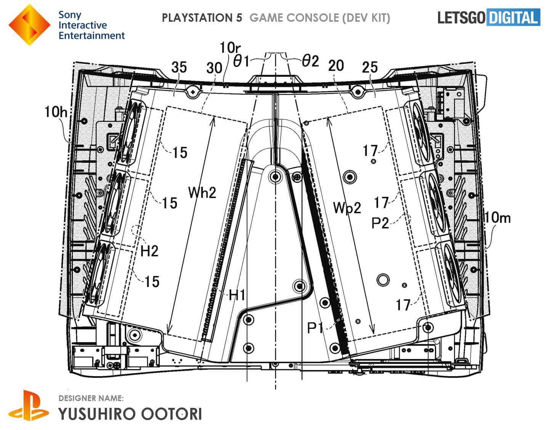 Sony PlayStation 5 Kühlsystem