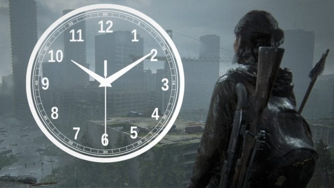 The last of Us 2 Spielzeit