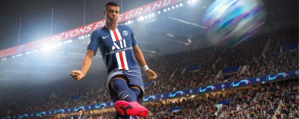 FIFA 21 Teaser