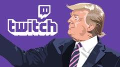 Offizieller Donald Trump Kanal auf Twitch gesperrt
