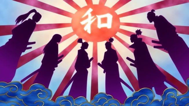 One Piece, Anime, Samurai