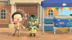 Animal Crossing New Horizons Angelturnier