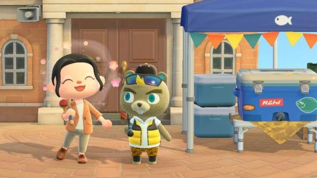 Animal Crossing New Horizons Angelturnier
