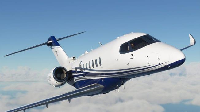 Microsoft Flight Simulator Flugzeug Maschine