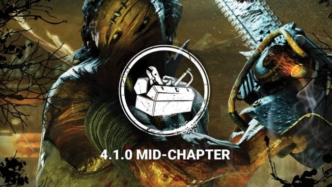 Dead by Daylight Mid Chapter Update