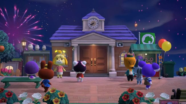 Animal Crossing New Horizons Insel Backup