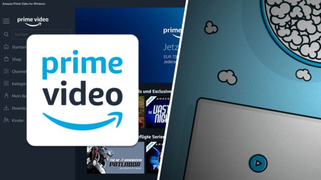 Amazon Prime Video App PC Windows 10