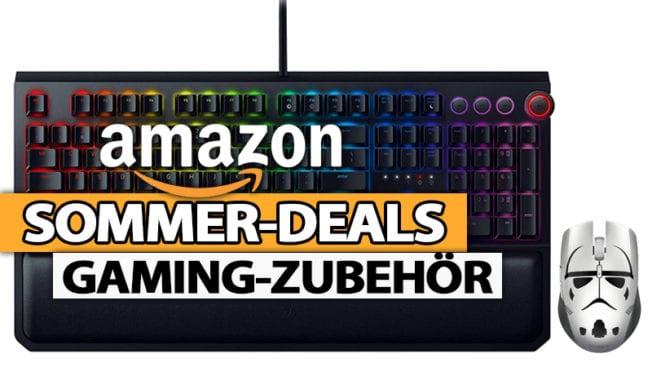 Amazon Sommer-Angebote Gaming